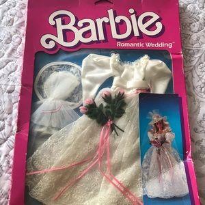 Barbie Romantic Wedding dress